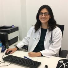 Profesional Médico Alba Cárcamo Fonfría