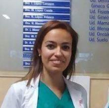 Profesional Médico Irene López Carrasco
