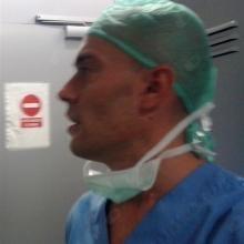 Profesional Médico José Daniel Calero Moyano
