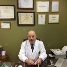 Profesional Médico Luis Fernando Parcero Diez