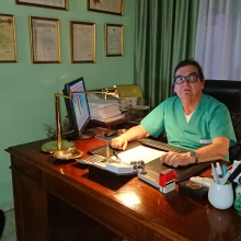 Profesional Médico Luis Roberto Montenegro Rodríguez
